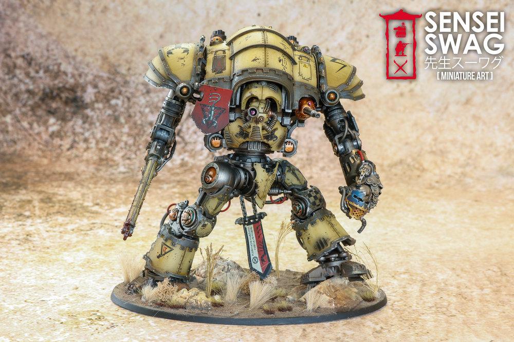House Malinax Hellfroge Xana Incrusion II Dark Mechanicum Mechanicus Chaos Imperial Renegade Knights-5.jpg