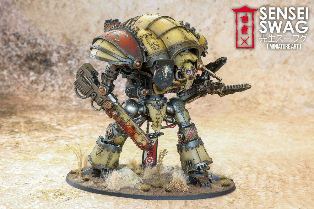 House Malinax Hellfroge Xana Incrusion II Dark Mechanicum Mechanicus Chaos Imperial Renegade Knights-6.jpg