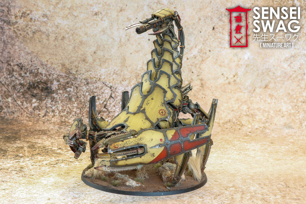 House Malinax Hellfroge Xana Incrusion II Dark Mechanicum Mechanicus Chaos Imperial Renegade Knights-7.jpg