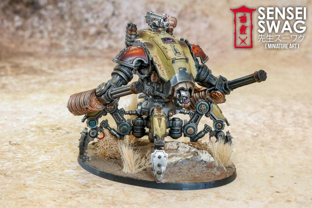 House Malinax Hellfroge Xana Incrusion II Dark Mechanicum Mechanicus Chaos Imperial Renegade Knights-8.jpg