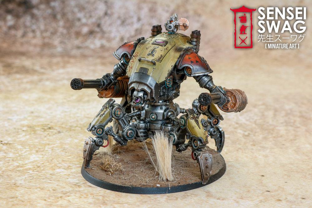 House Malinax Hellfroge Xana Incrusion II Dark Mechanicum Mechanicus Chaos Imperial Renegade Knights-9.jpg
