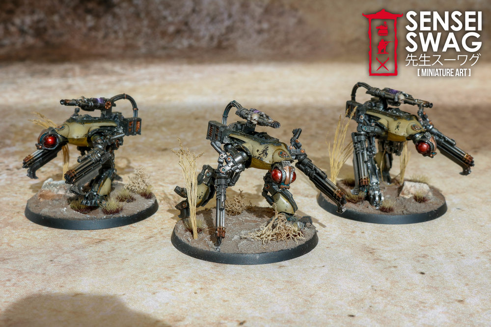 House Malinax Hellfroge Xana Incrusion II Dark Mechanicum Mechanicus Chaos Imperial Renegade Knights-11.jpg