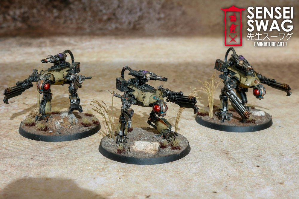 House Malinax Hellfroge Xana Incrusion II Dark Mechanicum Mechanicus Chaos Imperial Renegade Knights-12.jpg