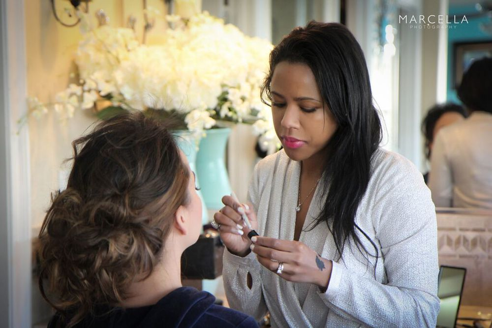 Katherine Graciano Wedding Hair & Makeup