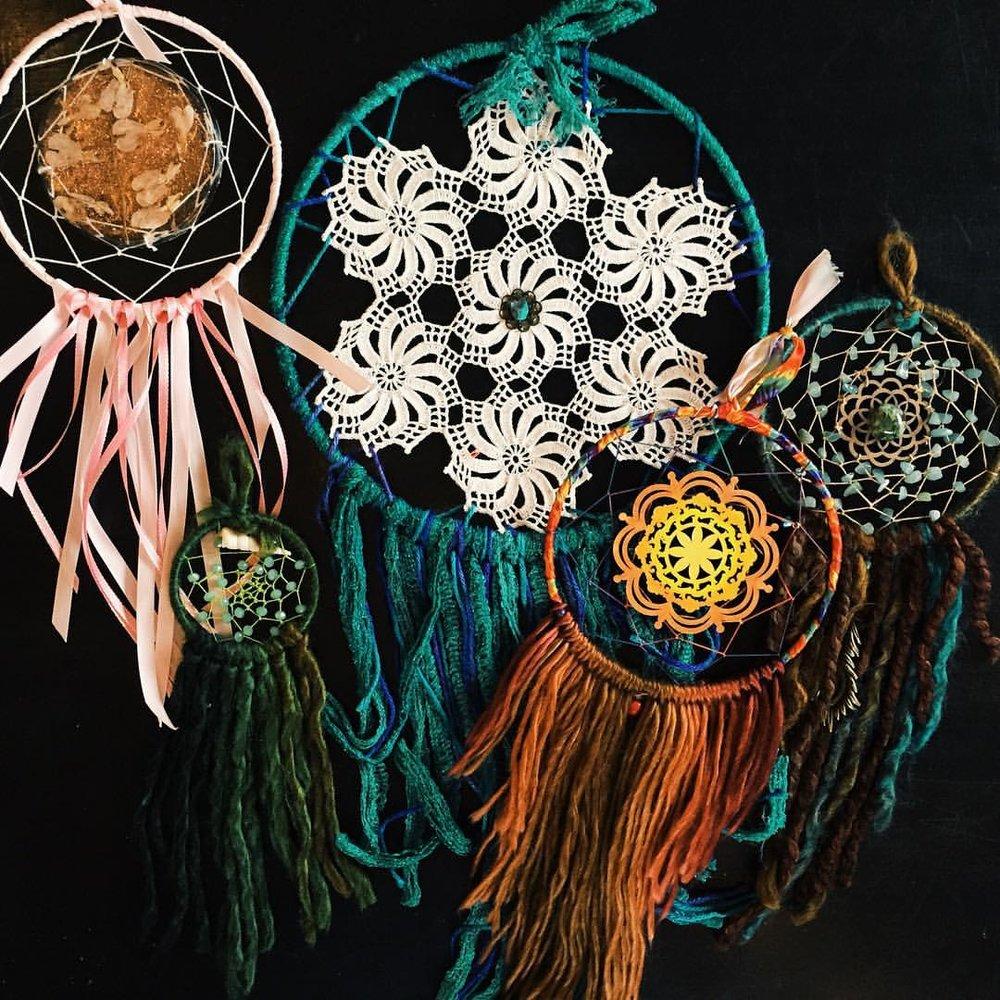 Sushine Creatress - Handmade Dream Catchers and Necklaces