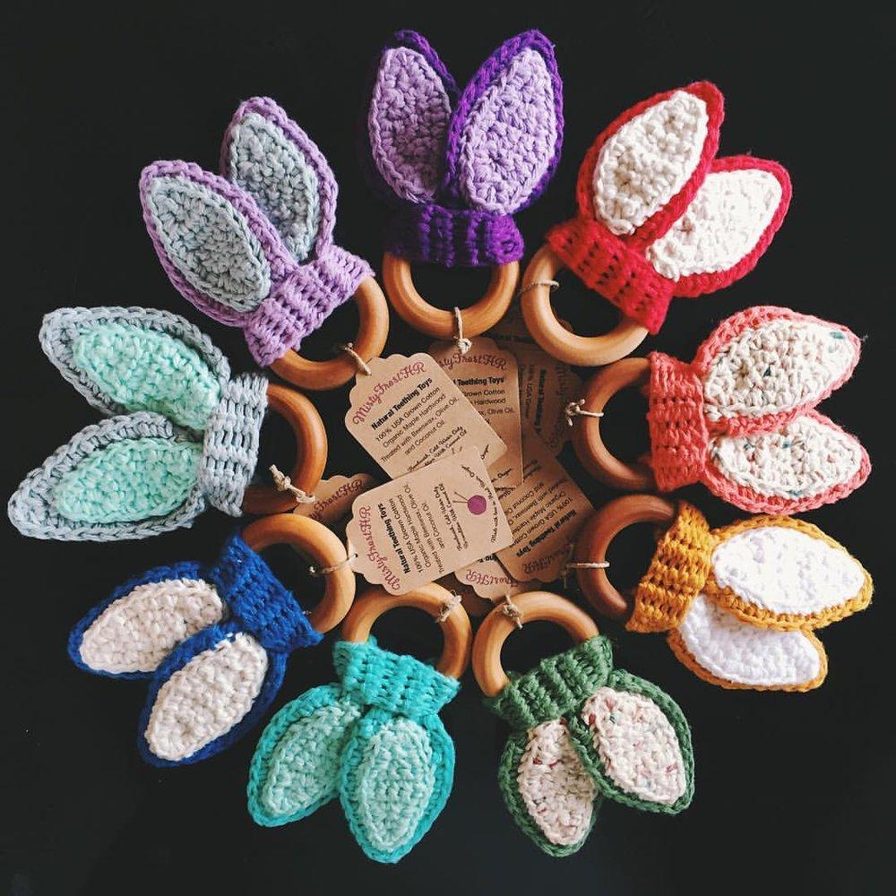 Misty Frost HR - Handmade Crochet Creations