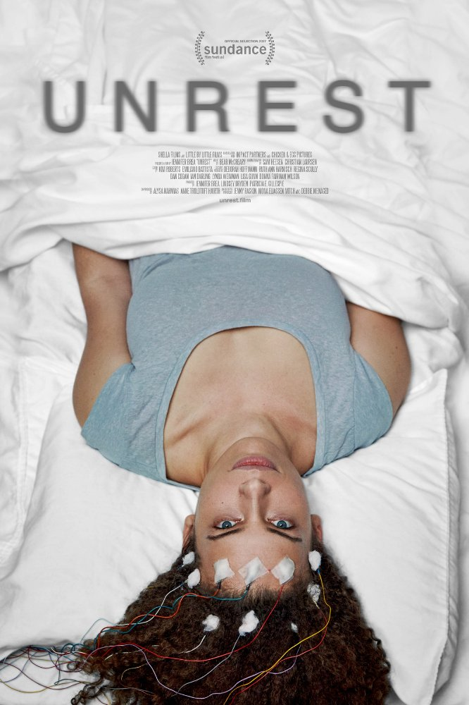 Makeup & hair for Unrest documentary movie poster