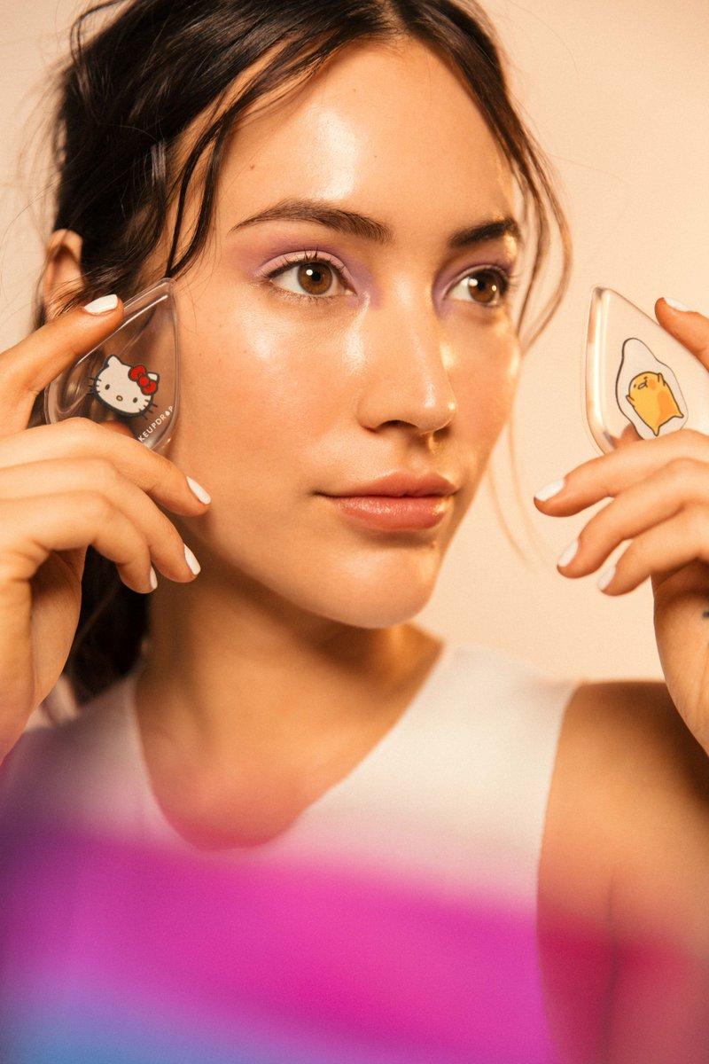 Makeup & hair for Makeup Drop
