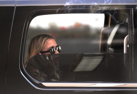 Olsens-Anonymous-Blog-Mary-Kate-Olsen-Backseat-Babe-Lax-Airport-Los-Angeles-Wavy-Hair-Smoking-Red-Nail-Polish-Nails-Sunglasses-Plaid-Shi