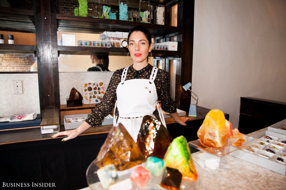 This High-End Candy Shop Sells Edible Rolex Watches and Ray-Ban Shades  By Business Insider January 20, 2016    View More