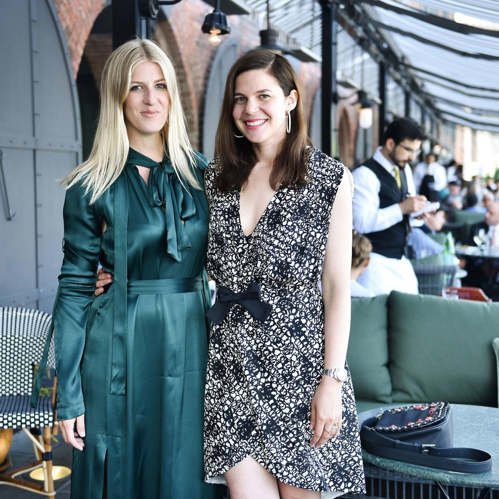 The Art Production Fund and Fort Gansevoort Host an Intimate Lunch to Kick Off Art Sundae    B  y Vogue June 28, 2017    View More