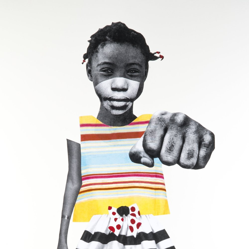 Deborah Roberts   The Studio Museum in Harlem's Group Show :  Fictions   by ARTnews August 23, 2017    View More