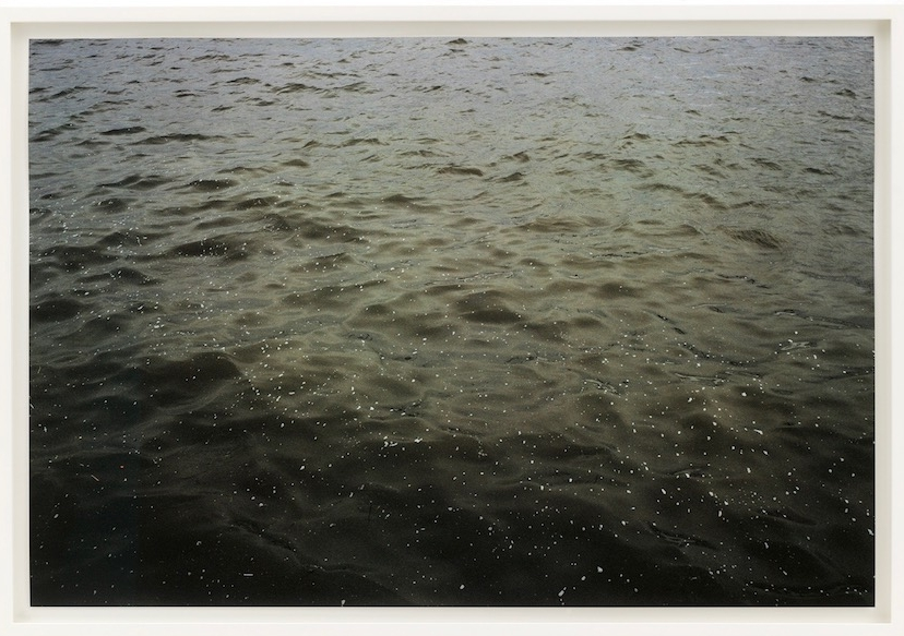 Roni Horn From Some Thames Group B (Ed. 2/8), 2000 Photograph printed on paper, UV Lacquer  38 x 25 inches