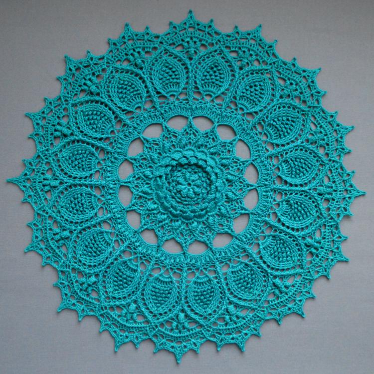Mystery Crochet Along Is Finished Gracefearon