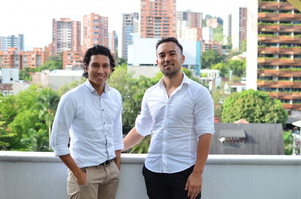 Publicize COO Eddie Arrieta and CEO Conrad Egusa