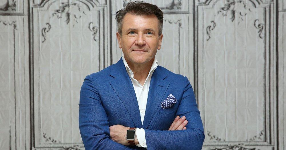 Robert Herjavec,CEO of Herjavec Group