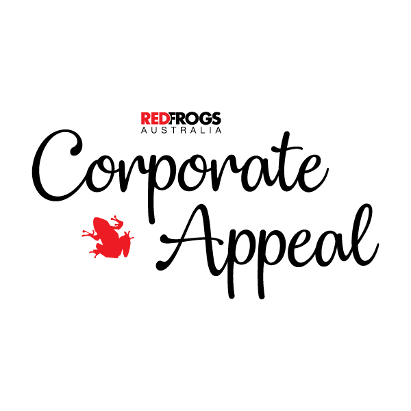 Red Frogs invites you to attend the 2018 Perth Corporate Appeal -