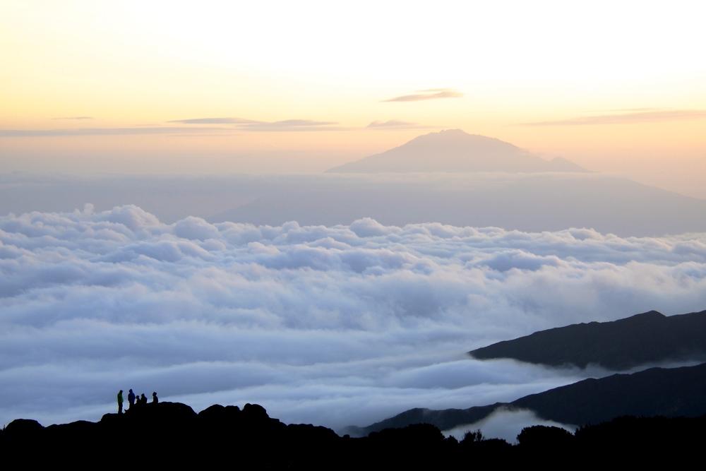 KILIMANJARO | 7 DAYS hike one of the seven summits