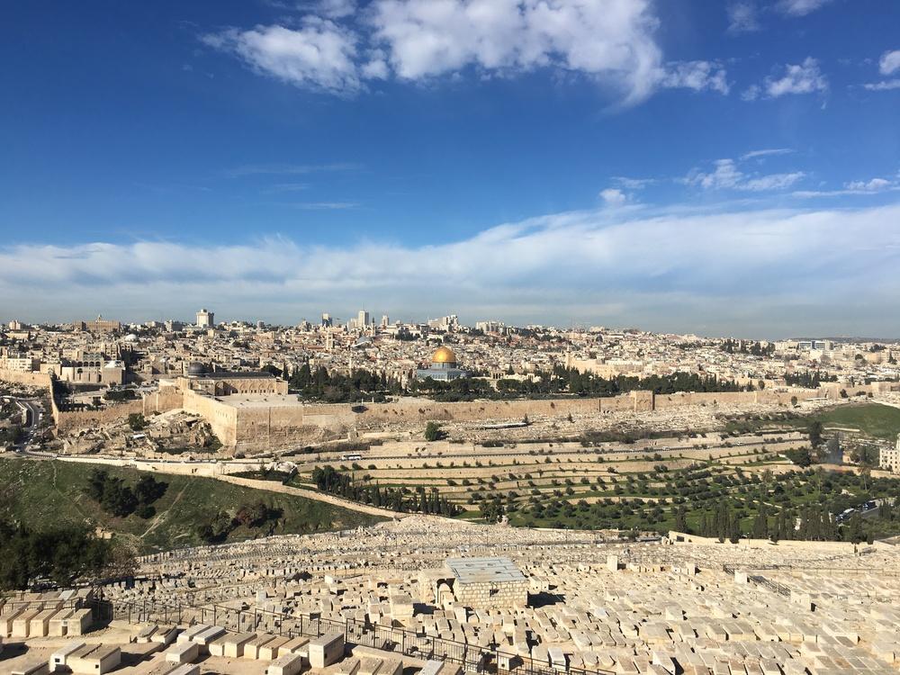 ISRAEL, EGYPT, & JORDAN | 16 DAYS     Spring 2017