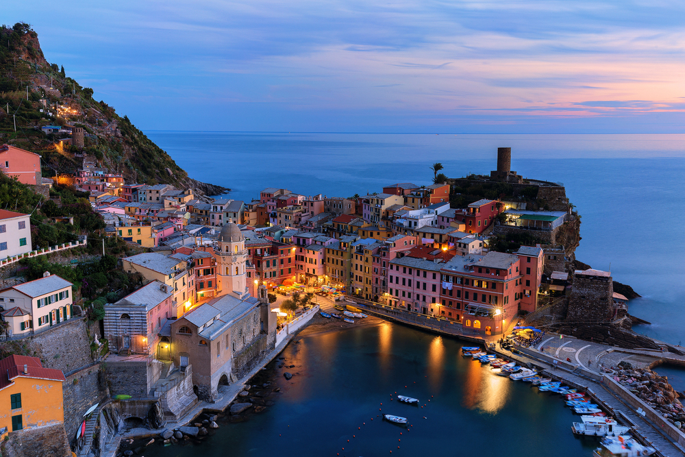 ITALY | 7 - 12 DAYS Rome to Cinque Terre