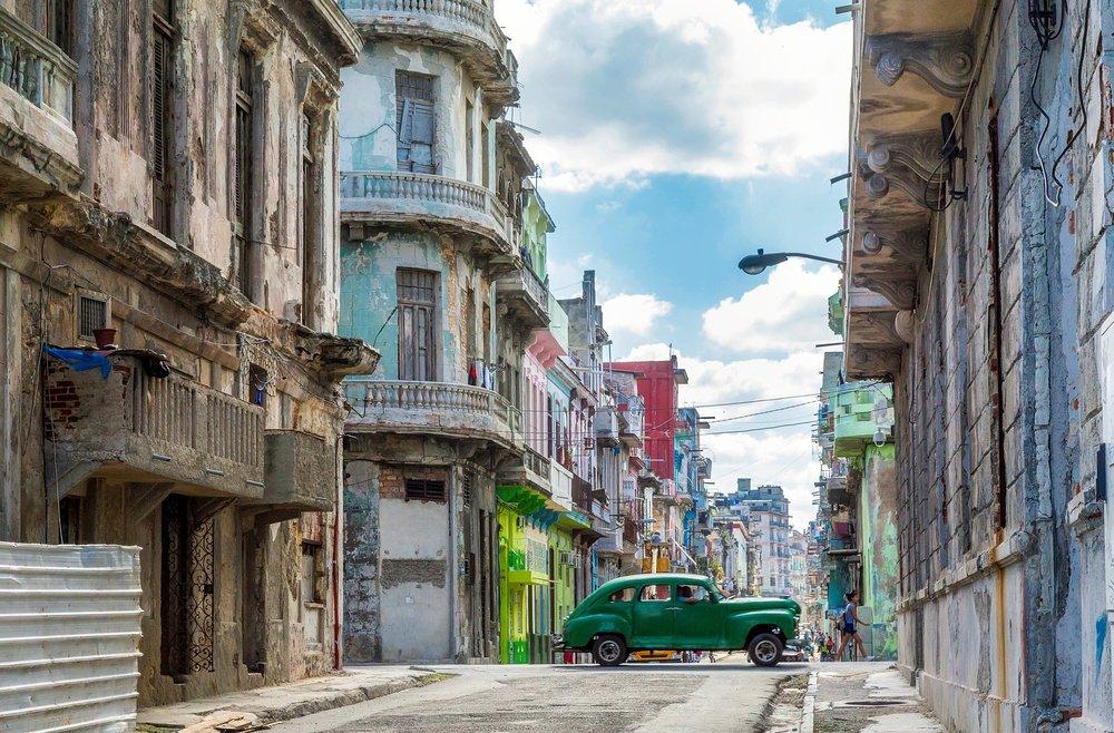 Cultural Cuba | 7 Days |$3800 Summer