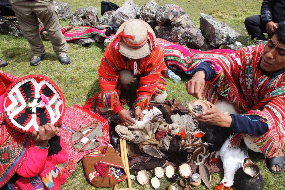 Peru_Tours_llama_blessing_ceremony1