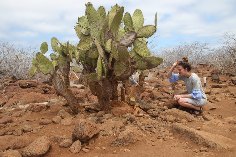 Galapagos_Tours_Santa_Fe_Island