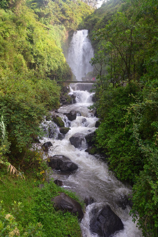 Cascada de Peguche  Photo Credit:  Carine06  on  Flickr , see  licensing