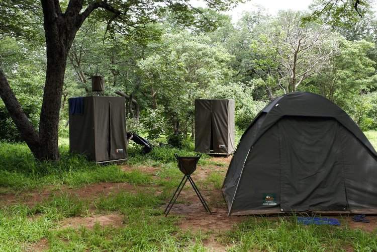 Our Mobile Safari Camps | Registered National Park Campsites