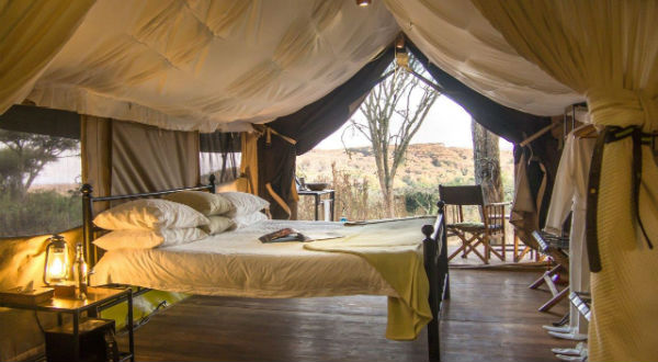 Our Luxury Tents | Sanctuary Retreats