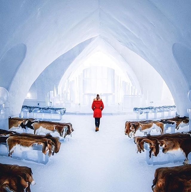 SWEEPSTAKES SATURDAY! Enter to win a magical getaway for 2 at this stunning Ice Hotel in Quebec! ❄️ How to Enter: 1️⃣Like this photo and follow our page! 👍 2️⃣Tag a fellow adventurer that you would bring along! ✈️ 3️⃣Enter with link in Bio! ... Bonus entry if you follow our founder @kytrisha, to get an inside look as to what our trips are really like! Winner will be announced by email. #sweepstakes 📷: @alex.svd . . . . . #acanelaexpeditions #travel #instatravel #travelgram #tourism #passportready #wanderlust #ilovetravel #instavacation #instapassport #traveldeeper #traveltheworld #igtravel #getaway #travelblog #travelpics #travels #travelphotography #traveller #aroundtheworld #sweepstakes #giveaway #freetrips #travelholic #icehotelsweden  #traveltheworld #getoutthere