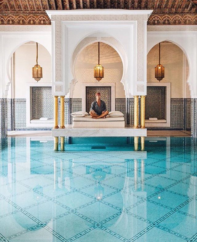 Nothing like a gorgeous Moroccan riad to chase away the Monday blues! We love this country and all of its amazing cities and people! 🇲🇦 Where is your favorite place in Africa?  PC: @doyoutravel 📌Marrakech . . . . .#bpmag @wilderness_culture #tlpicks #awesomeearth #aroundtheworldpix #viaparadise @paradise #beautifuldestinations #wanderout #whatchthisinstagood #wonderful_places #tourtheplanet #earthofficial @fantastic.colours #travelawesome #alphacollective #discoverglobe @earthpix #fantastic_earth #places_wow #wonderful_places @livingonearth #earthfocus @wonderful_places #awesome_globepix #bestvacations @awesome.photographers #awesome_photographers #awesome_earthpix #ourplanetdaily #travelfervor @discoverearth @nakedplanet #passionpassport