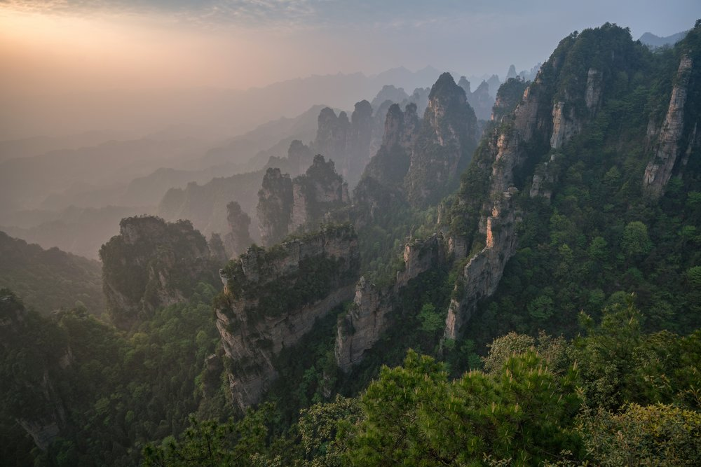 Zhangjiajie, Huaihua, China.jpg