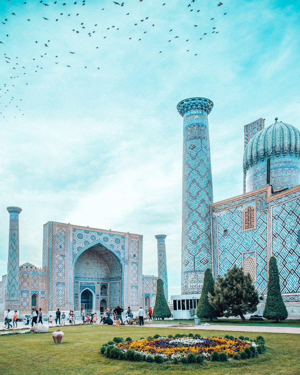 Top Reasons to Visit Uzbekistan, Samarkand
