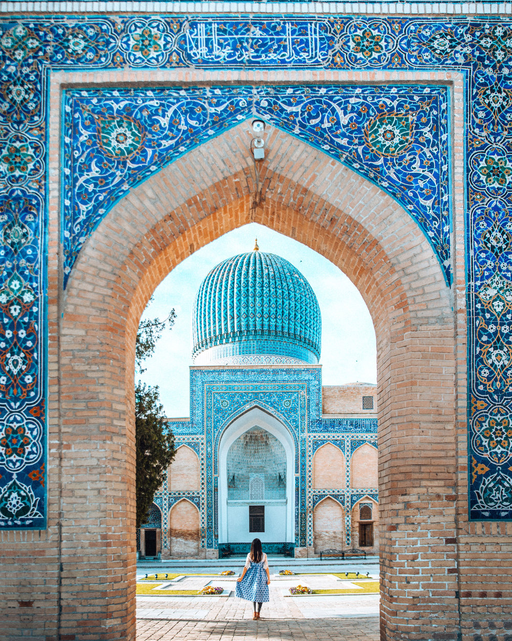 Top Places to Visit in Uzbekistan, Samarkand