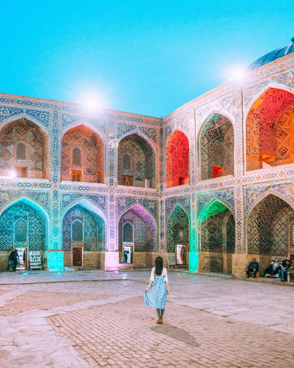 Why You Should Visit Uzbekistan, Bukhara