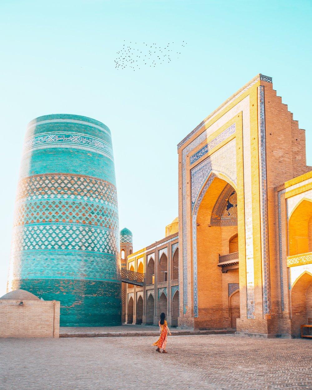 Why You Should Visit Uzbekistan