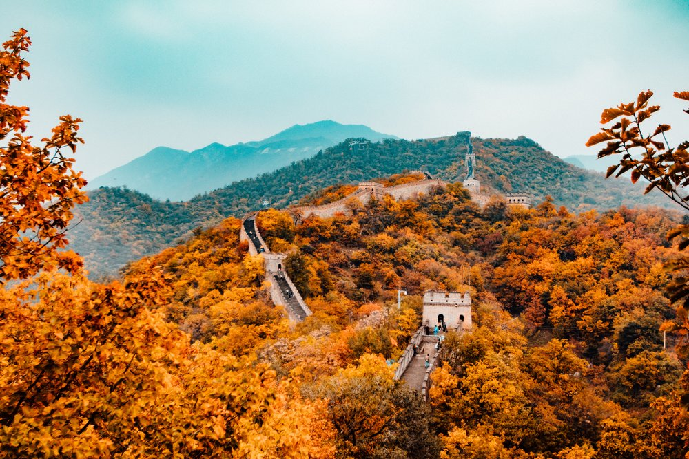 Great Wall of China in fall.jpg