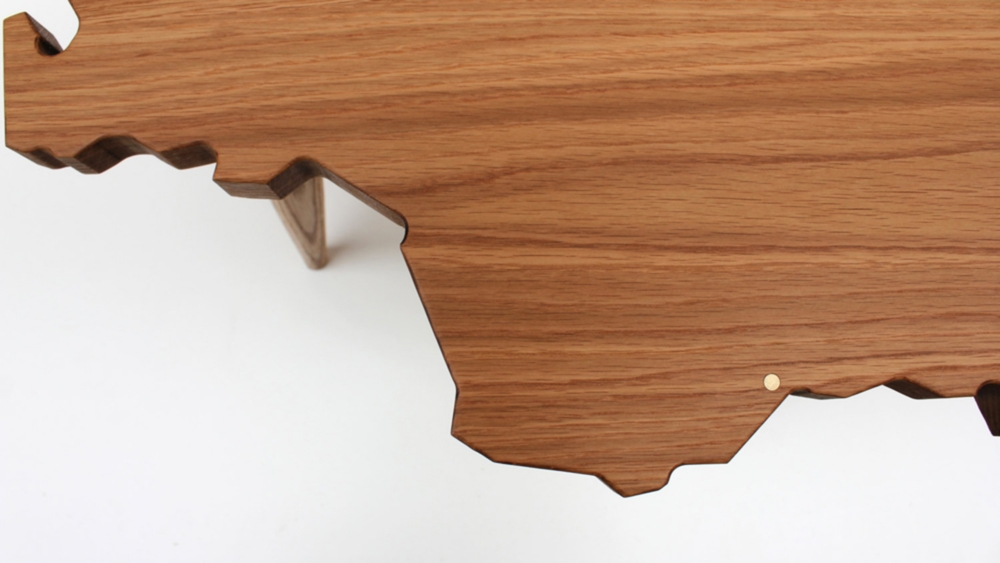 Washington State Coffee Table