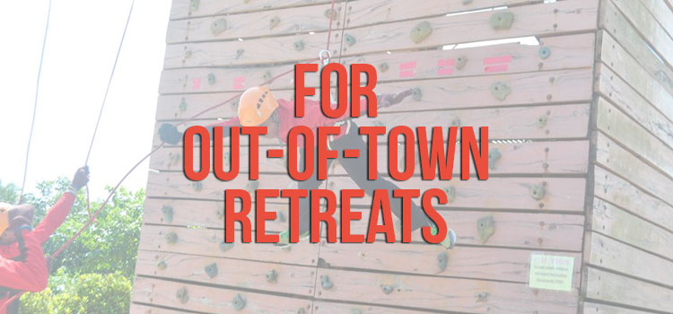 Out-of-Town Retreats