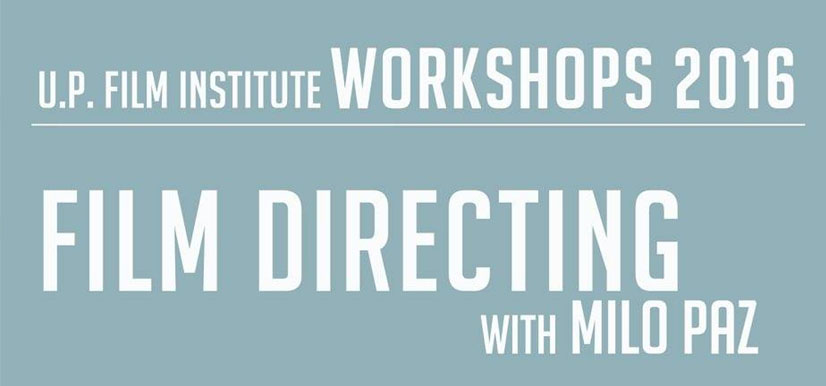 Film Directing Workshop