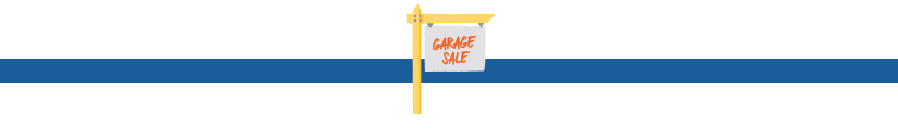 GARAGE SALE | Choosing Your Event