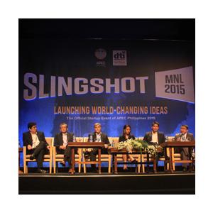 SLINGSHOT MNL 2015