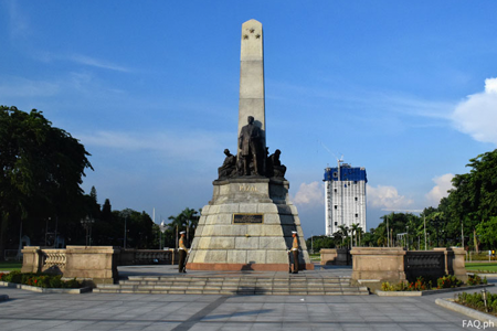 Photo source: http://faq.ph/visit-rizal-park-in-manila/
