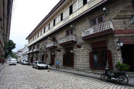 Photo source: http://www.traveladventures.org/continents/asia/intramuros.html