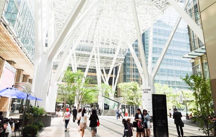 Tokyo Midtown Galleria