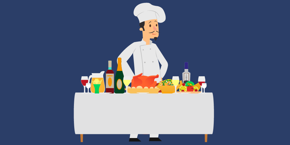 Cafeteria-Service
