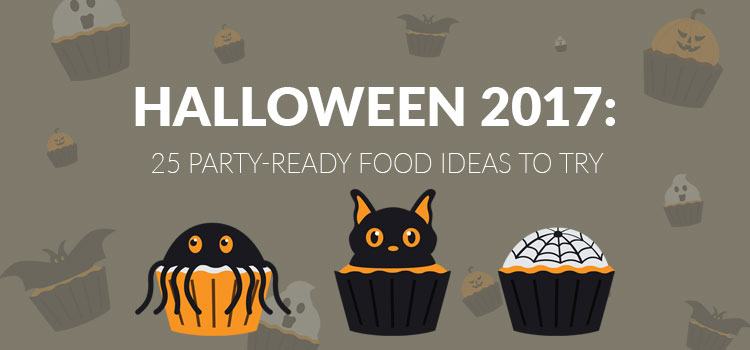 Halloween 2017: 25 Party-Ready Food Ideas to Try