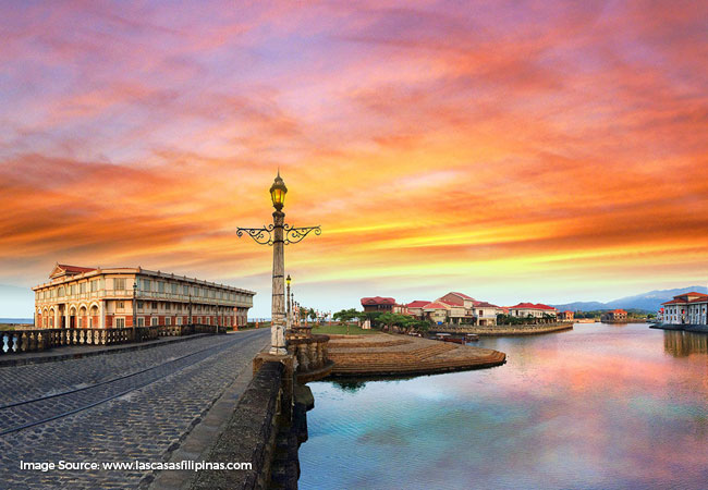 Image Source:  Las Casas Filipinas de Acuzar