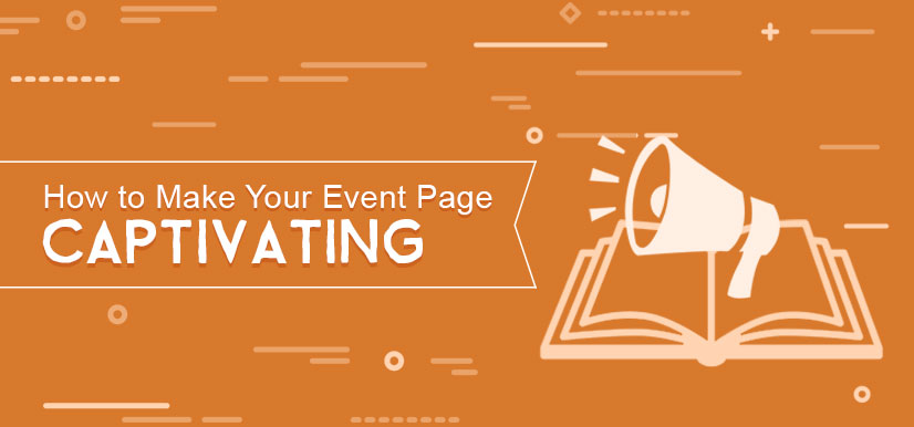 How to Make Your Event Page Captivating